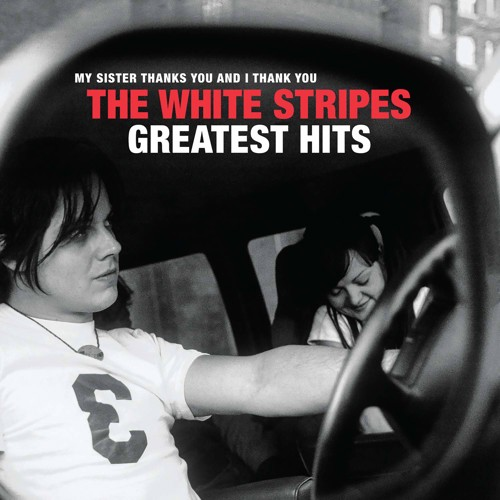 The White Stripes - Greatest Hits (CD)