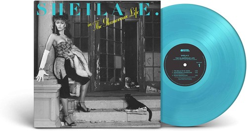 Sheila E. - In The Glamorous Life (Blue Vinyl) - Indie Only (LP)