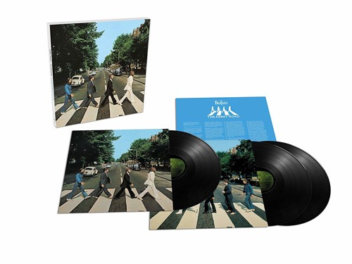 *  The Beatles - Abbey Road (3LP 50th Anniversary) (LP)
