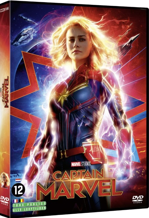 Film - Captain Marvel (DVD)