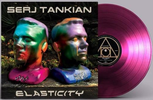 Serj Tankian - Elasticity (Purple vinyl) - Indie Only (LP)