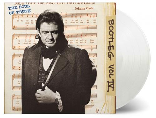 Johnny Cash - Bootleg Vol. 4: The Soul Of Truth (Transparent Vinyl) - 3LP (LP)
