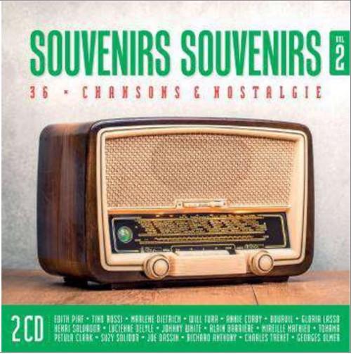 Various - Souvenirs Souvenirs Vol. 2 - 2CD