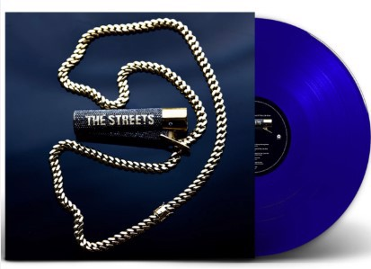 * The Streets - None Of Us Are Getting Out Of This Life (Blue Vinyl Indie Only) (LP)