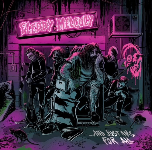 Fleddy Melculy - ...And Just Niks For All (LP)