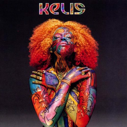 Kelis - Kaleisdoscope (Orange Vinyl) (LP)