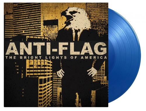 Anti-Flag - The Bright Lights Of America (Blue Vinyl) - 2LP (LP)