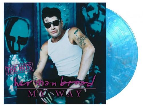 Herman Brood - My Way: The Hits (Blue vinyl) - 2LP (LP)