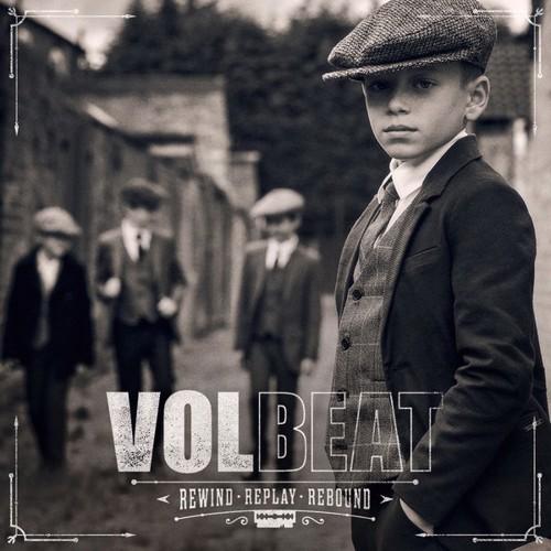 Volbeat - Rewind • Replay • Rebound (LP)