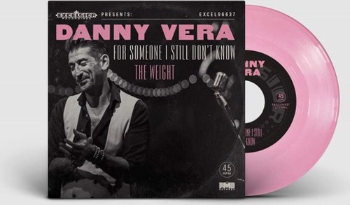 Danny Vera - For Someone I Still Don't Know (Pink Vinyl) (SV)