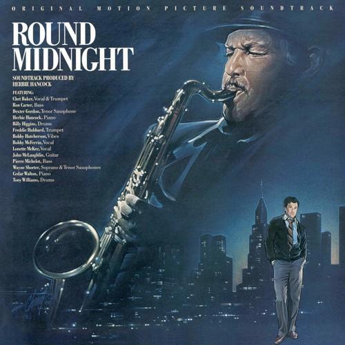 *   OST / Herbie Hancock - Round Midnight (Blue Vinyl) (LP)