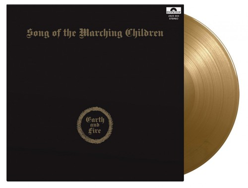 Earth And Fire - Song Of The Marching Children (Gold Vinyl) (LP)