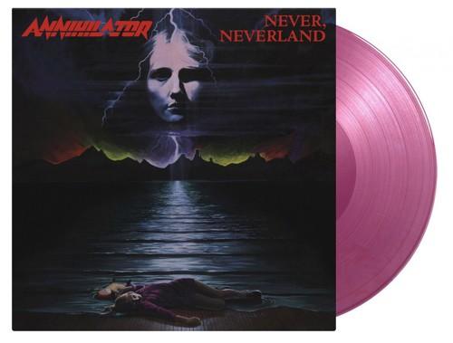Annihilator - Never, Neverland (Purple marbled vinyl) (LP)