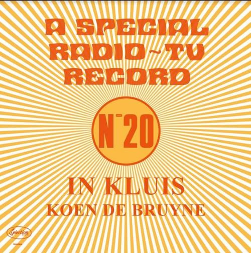 Koen De Bruyne - In Kluis (A Special Radio ~ TV Record N° 20) (LP)