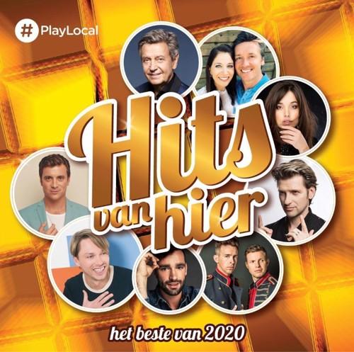 Various - Hits Van Hier - Het Beste Van 2020 - 2CD(CD)