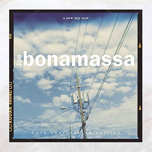 Joe Bonamassa - A New Day Now (CD)