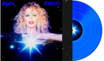 Kylie Minogue - Disco (Blue Vinyl) - Indie Only (LP)