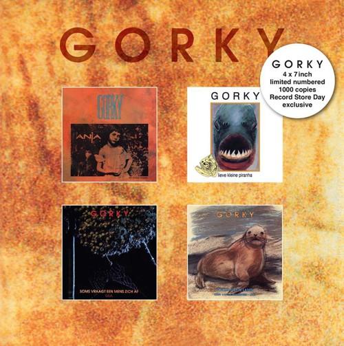 "Gorky - Box 4x7"" - Indie Only Lex20 (SV)"