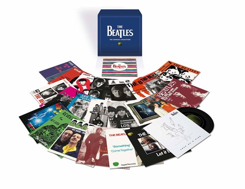 The Beatles - The Singles Collection - Box set (SV)