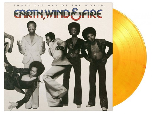 Earth, Wind & Fire - That's The Way Of The World (Flaming Vinyl) (LP)