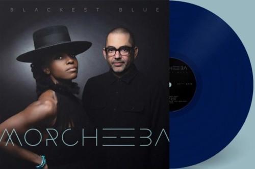 Morcheeba - Blackest Blue (Blue vinyl - Indie Only) (LP)