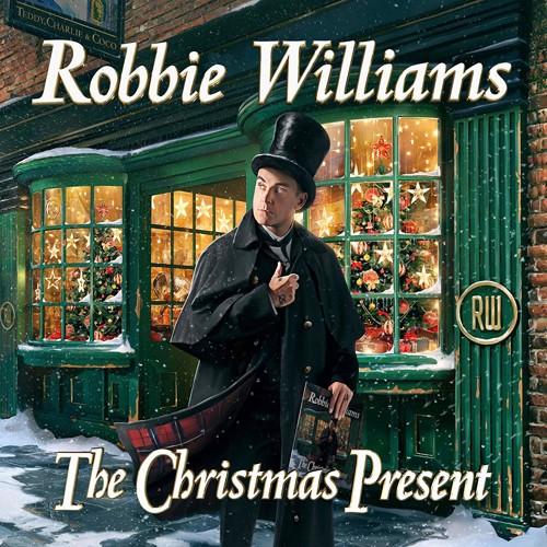 *  Robbie Williams - The Christmas Present (CD)