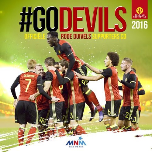 Various - #Go Devils 2016 (CD)