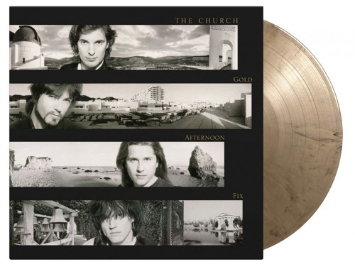 The Church - Gold Afternoon Fix (Black & gold marbled vinyl) (LP)