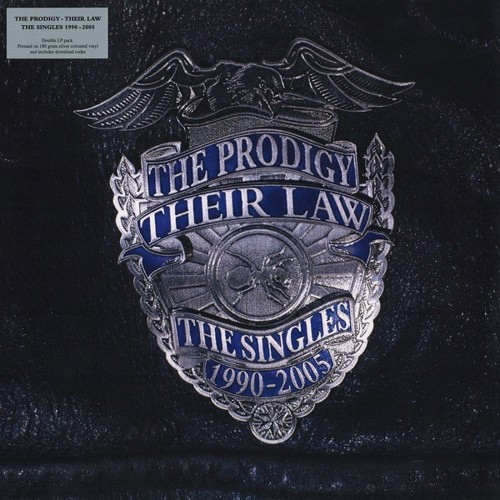 The Prodigy - Their Law - The Singles 1990-2005 (Silver Vinyl) - 2LP (LP)