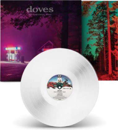 *    Doves - The Universal Want (Coloured Vinyl) - Indie Only (LP)
