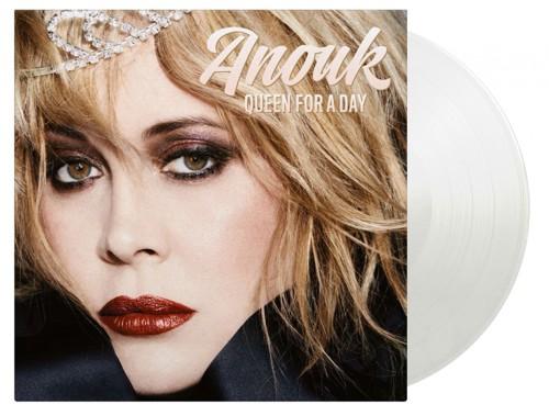 Anouk - Queen For A Day (White vinyl) (LP)