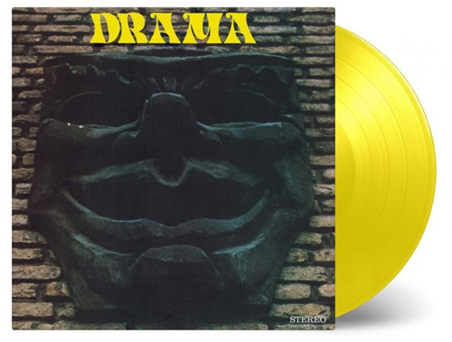 *   Drama - Drama (Yellow Vinyl - Very Limited!!!) (LP)