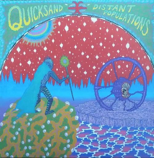 Quicksand - Distant Populations (Coloured Vinyl) (LP)
