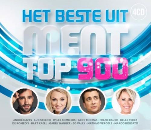 Various - Het Beste Uit Ment Top 900 - 4CD (CD)