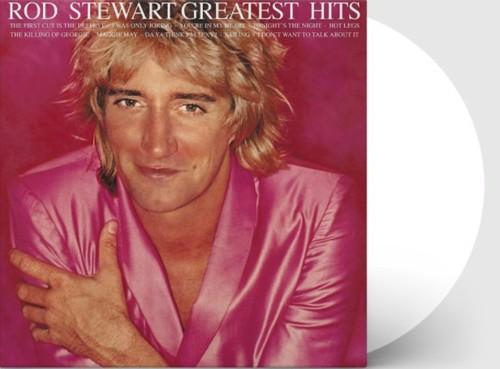 Rod Stewart - Greatest Hits (White Vinyl) - National Album Day (LP)