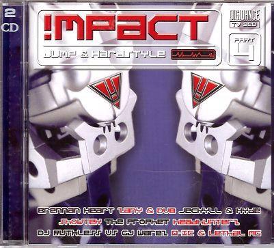 Various - !mpact Part 4 (Jump & Hardstyle) (CD)
