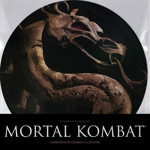George S. Clinton - Mortal Kombat (Original Motion Picture Score) - RSD20 Sep (LP)