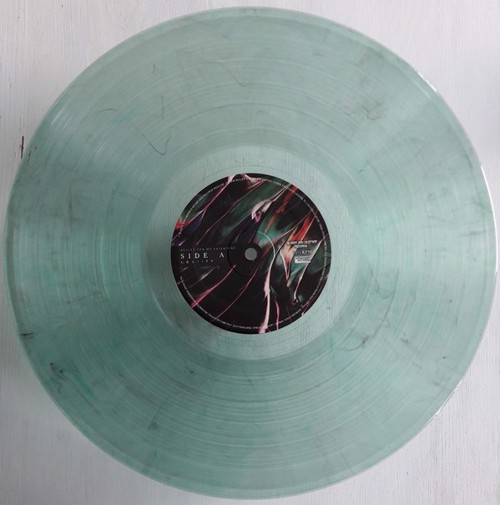 Bullet For My Valentine - Gravity (Very limited green vinyl - Indie Only) (LP)