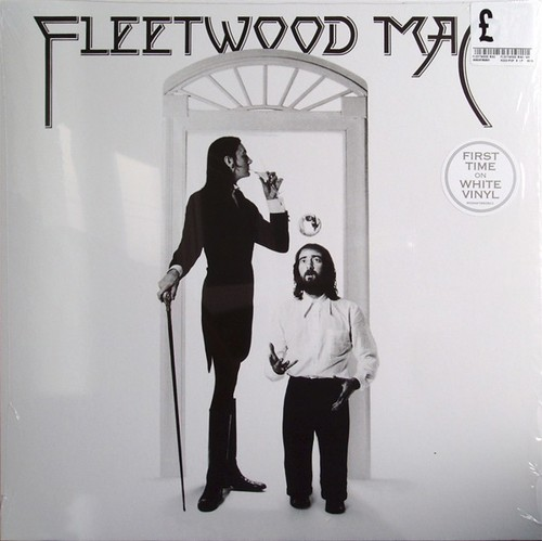 Fleetwood Mac - Fleetwood Mac (White Vinyl) (LP)