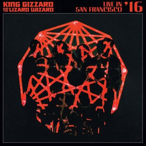 King Gizzard & The Lizard Wizard - Live In San Francisco '16 - 2LP (LP)