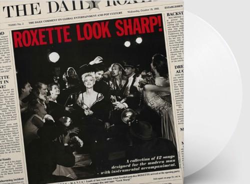 Roxette - Look Sharp (Clear Vinyl) - National Album Day (LP)