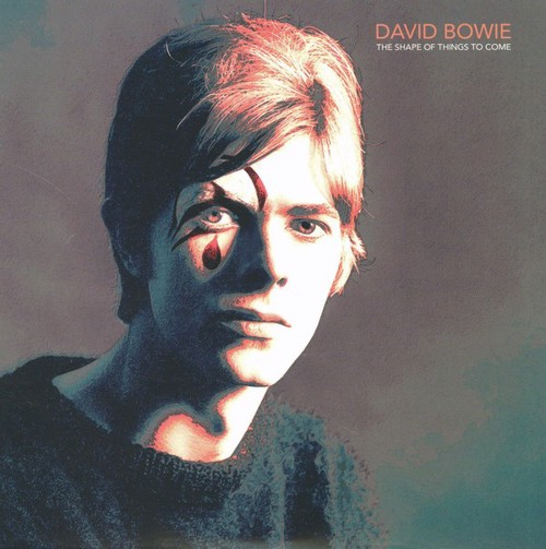David Bowie - The Shape Of Things To Come (Red vinyl) (SV)