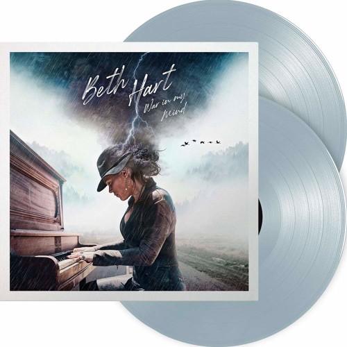 Beth Hart - War In My Mind (Light Blue Vinyl) - 2LP (LP)